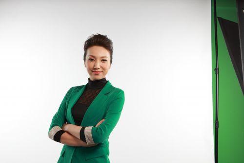 都市频道主持人马晓红个人资料 河南电视台马晓红