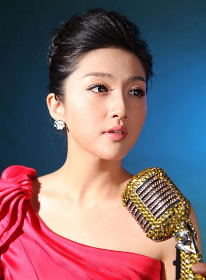 吉林卫视女主播杨帆_山西卫视女主持人杨帆图片