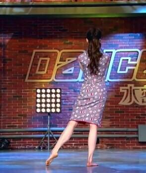中国好舞蹈周丽君个人资料简介 视频