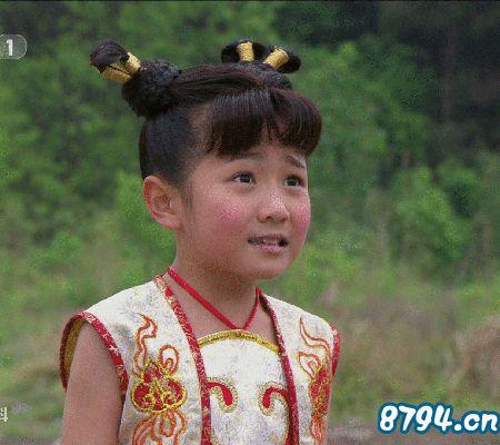 封神英雄榜哪吒扮演者朱俞硕个人资料剧照 朱