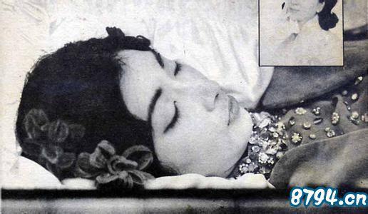 林黛的个人资料丈夫与儿子/林黛为什么自杀以及死亡现场照片