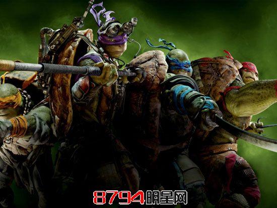 忍者神龟变种时代豆瓣影评 神龟们不算丑 好看吗