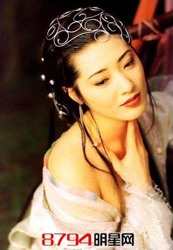 杨思敏三级电影《金瓶梅》已成为经典/杨思敏图片