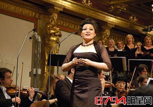 西方歌剧舞台上的中国歌唱家/黄英