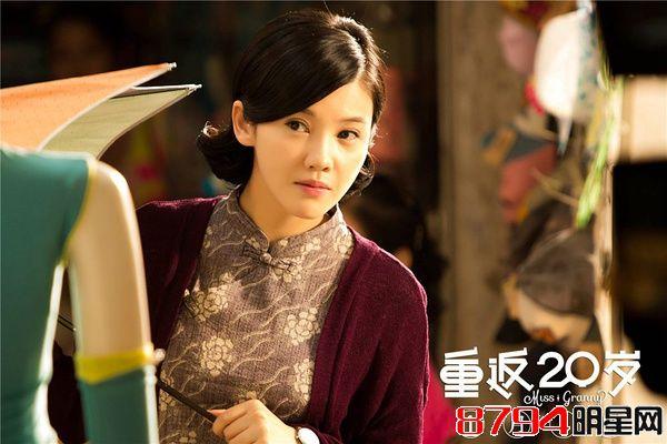 《重返20岁》豆瓣影评:萌宠撞上奶奶团/重返20岁杨子姗鹿晗剧照3