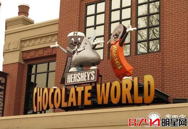 梅尼耶巧克力工厂剧院