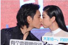 42岁李冰冰纵情激吻陈坤为哪般?