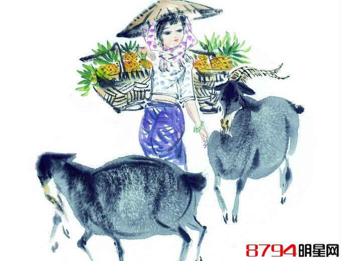 羊,一种美好的动物