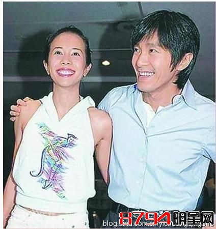 揭莫文蔚昔日插足周星驰朱茵恋情的内幕(图)