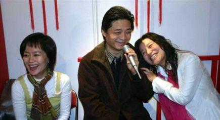 崔永元神秘老婆真实身份(图)