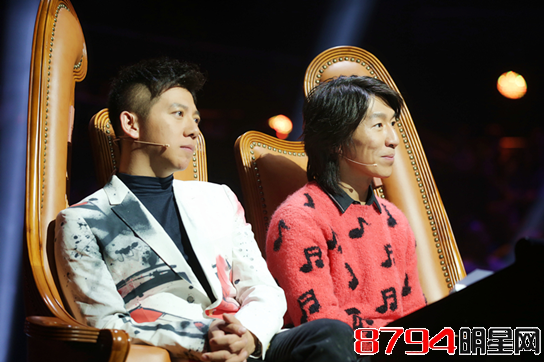 《中国好歌曲》第二季羽泉代替杨坤 两人共推一杆