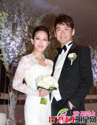 黄敏豪林��h�_梁靖琪与黄敏豪婚礼在香港洲际酒店举行