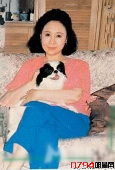 琼瑶阿姨77岁生日年轻时的生活照[第2页]