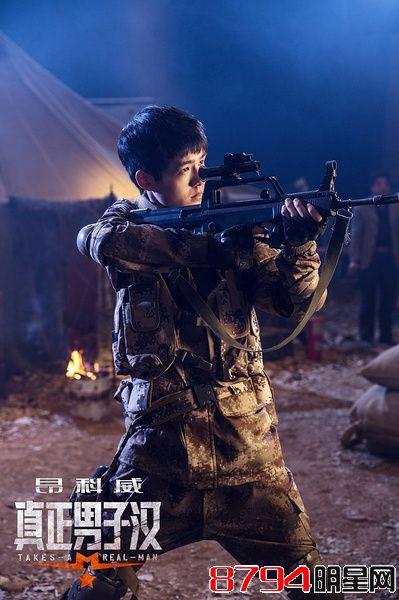 《真正男子汉》的班长王金武:为中国军人点赞图片