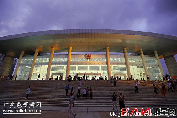 《红色娘子军》火热绽放邕城南宁——中央芭蕾舞团2015年赴南方巡演大幕拉开