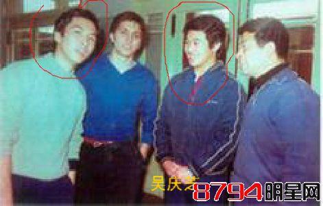 甄子丹李连杰竟是同门师兄弟少年罕见合照曝光(图)