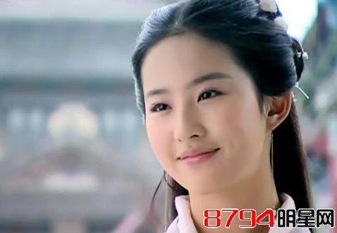 刘亦菲李嘉欣 盘点五官底子好真正堪称绝色的十大女星(组图)刘亦菲