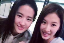 告诉我不止我一人把他们看成是双胞胎!众明星替身大曝光 刘亦菲