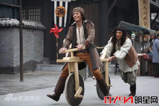 """揭秘霍建华对赵丽颖""""动了真情""""的传言真相!"""