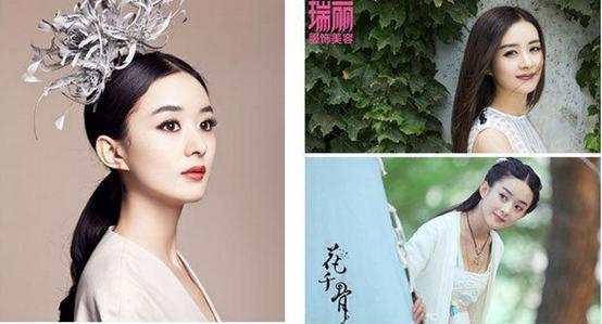 """赵丽颖 ,一个农村女孩到""""美女特工""""的蜕变"""