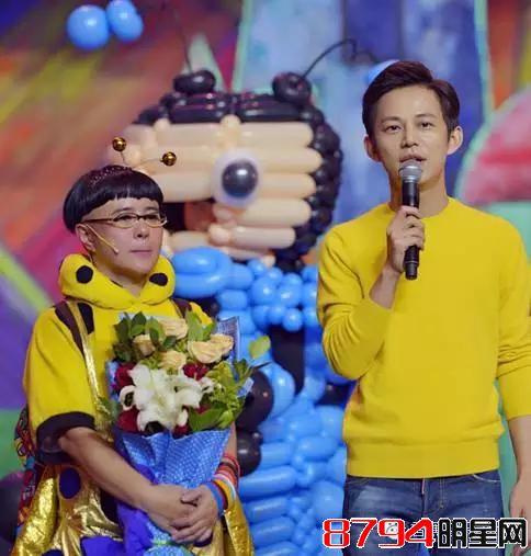 何炅太講義氣了,為20年前老朋友幫忙,說出8個字打動萬千網友