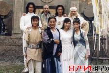 一部电视剧成就两对姻缘 比蔡少芬还美的陈法蓉恋情终究不如娘娘