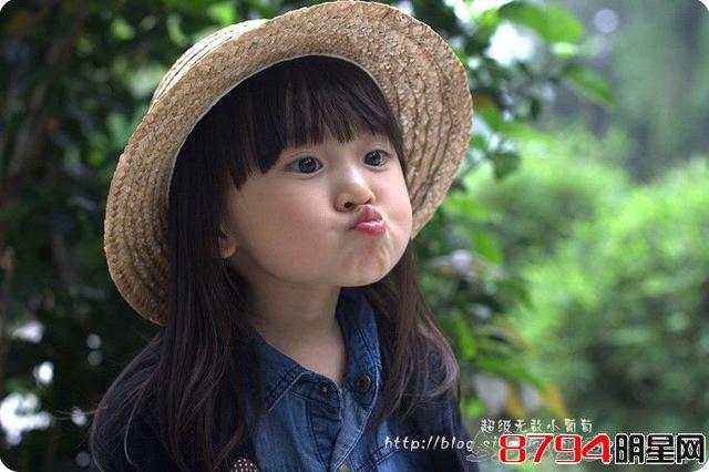 """中国年纪最小的女星闺蜜团照片惹人怜爱 都是""""明星收割机""""图片"""