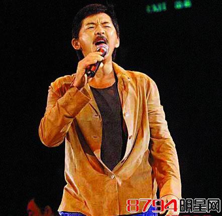 黄家驹vs刘德华_黄家驹和郭富城1