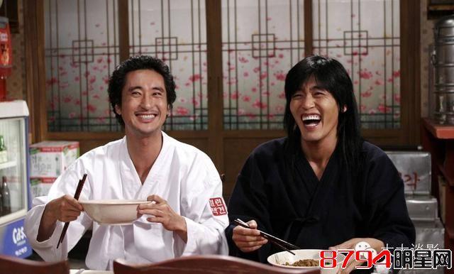 """崔成国是国内最火的韩国演员电影没有之一他叫""""金喜剧馆长吴磊图片"""