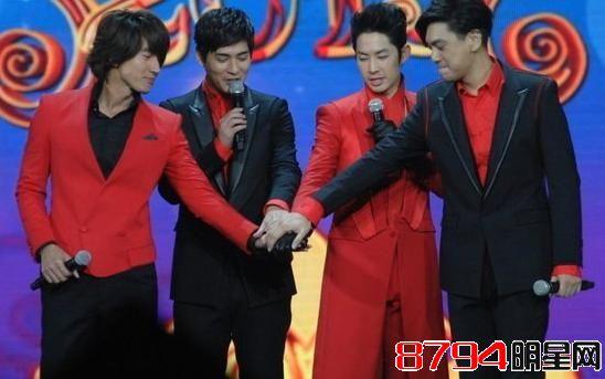他是台湾人气组合F4中最帅,恋过大S,闪婚让粉丝集体失恋哭晕