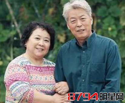 珠与王志强在《夫妻那点事》里扮演夫妻-李明珠个人资料与老公是师图片