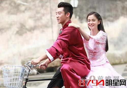 郑恺和Angelababy