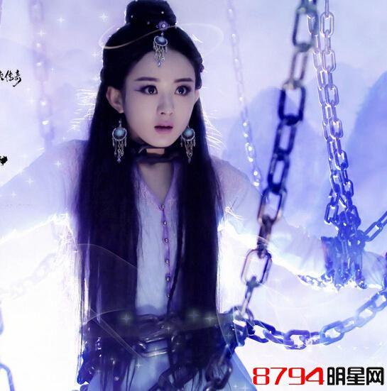 郑爽古装被赞绝美!摄人魂魄的古装美女不应该是刘亦菲