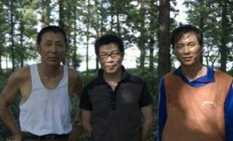 婆刘晓梅当年裸婚嫁摄影记者图片