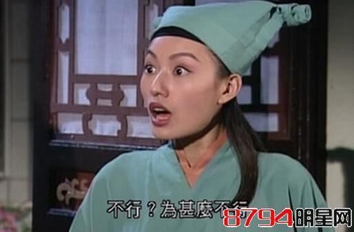 黄纪莹是古天乐唯一承认过的女友