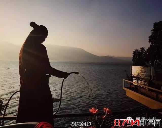 杨丽萍大理洱海豪宅曝光