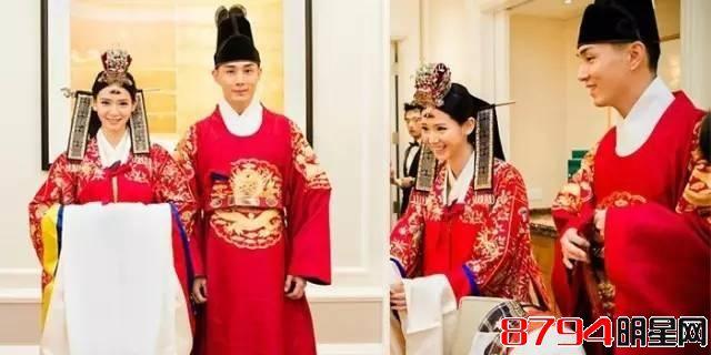 出自于真爱嫁给李承铉还是因为... 别人长得帅又有钱而且对自己好...