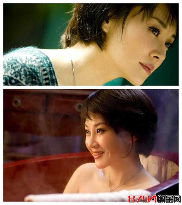 激情性交故事小说_许晴与冯小刚演过激情戏 许晴经历三段奇情如今年过四十不如虎却像花