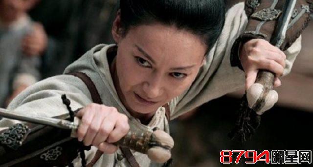 某金像影后,为杨受成爱将吴京好友,做过小三,左耳失聪至今未嫁