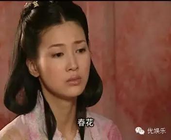 《隋唐英雄传》中也有她的出演,她饰演李蓉蓉.