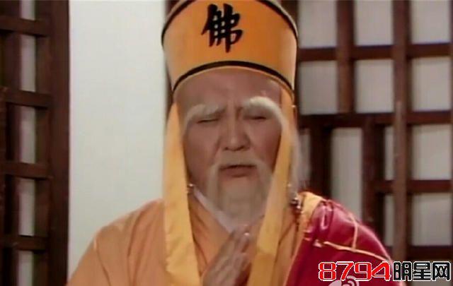 乾德门是白娘子中的法海做40年老1戏骨乾德门食东京尸动态表情包鬼图片