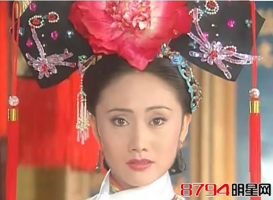 赵丽娟(娟子)演令妃娘娘成名被误认张国立前妻
