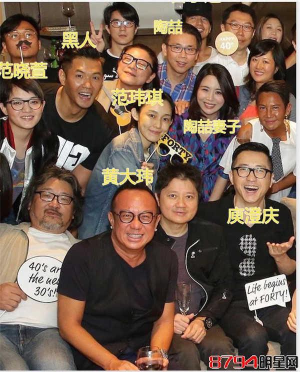 王力宏生日派对变台湾乐坛开会,却少了周杰伦这台湾乐坛半壁江山