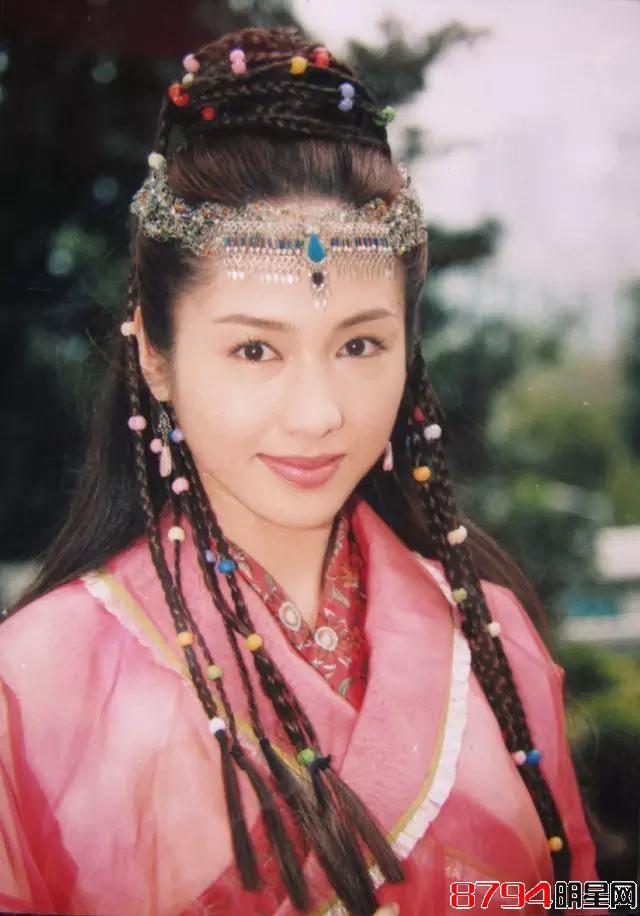tvb第一美女黎姿差点变成张柏芝嫂子 最后嫁给60岁瘸子老公马廷强