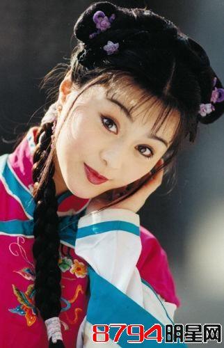 《还珠格格》里最美的姑娘香妃扮演者刘丹年仅25岁却香消玉殒