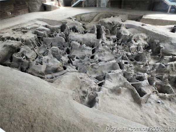 商周时期的铜矿开采
