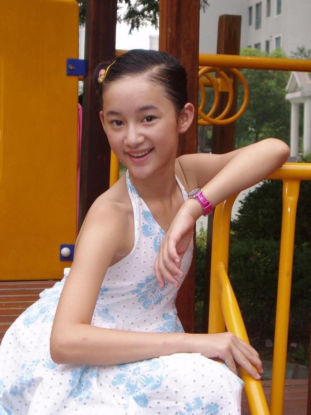 《仙剑奇侠传3》花楹扮演者郭晓婷童星出身专业第一进