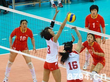 排球运动的起源与发展史 排球比赛规则人数 排球在中国的发展状况