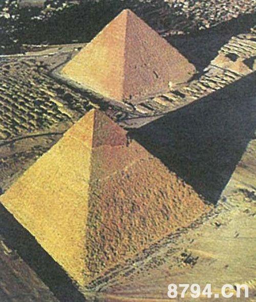 金字塔是如何建造的
