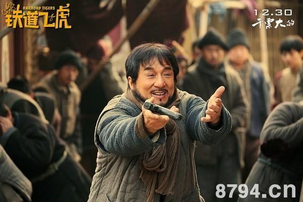 《铁道飞虎》是成龙近五年最好的电影,你信吗?因为他终于变了